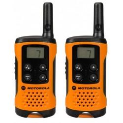 Motorola - TLKR-T41 8channels 446MHz two-way radios - 16292558