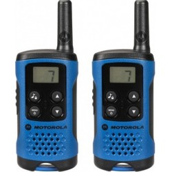 Motorola - TLKR-T41 8channels 446MHz two-way radios - 16292382