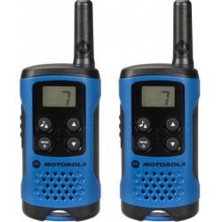 Motorola - TLKR-T41 two-way radios 8 canales 446 MHz - 16292382