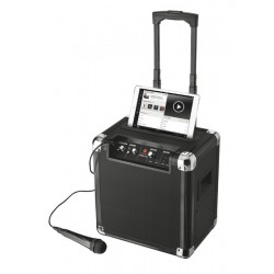 Trust - 20246 sistema de megafonía 40 W Negro