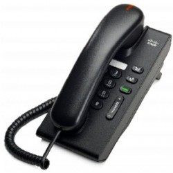 Cisco - 6901 teléfono IP Carbón vegetal