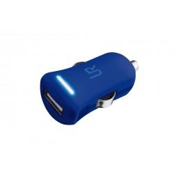Trust - Smartphone Car Charger Azul Auto