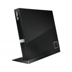 ASUS - SBC-06D2X-U unidad de disco óptico Negro Blu-Ray DVD Combo