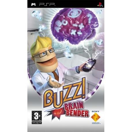Sony - Buzz!: Brain Bender PlayStation Portable (PSP) vídeo juego