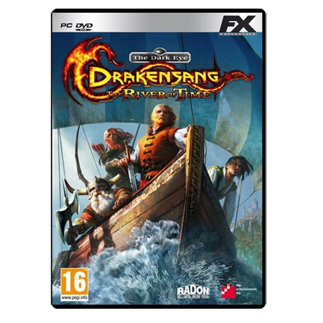 FX Interactive - Drakensang 2 PC vídeo juego