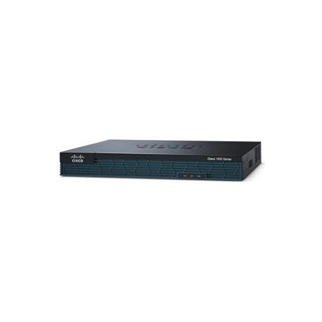 Cisco - 1921 Ethernet Multicolor router