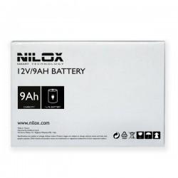 Nilox - 17NXBA9A00001 Sealed Lead Acid (VRLA) 9Ah 12V batería para sistema ups