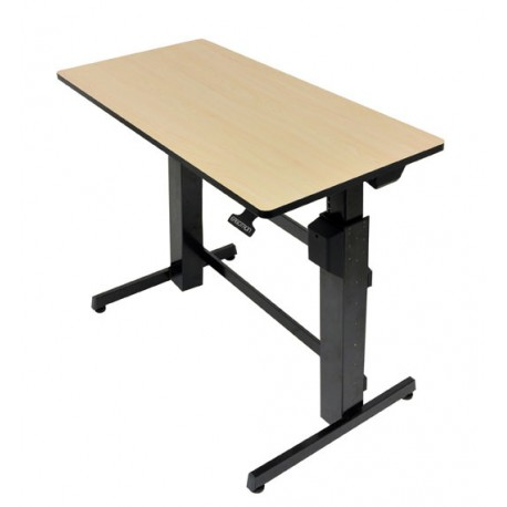 Ergotron - WorkFit-D, Sit-Stand Desk Arena escritorio para ordenador