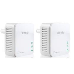 Tenda - P200 Twin Pack 200 Mbit/s Ethernet Blanco 2 pieza(s)
