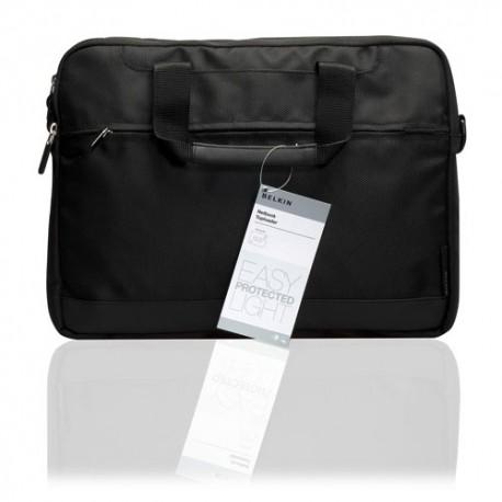 "Belkin - F8N309CW 13.3"" Funda Negro maletines para portátil"