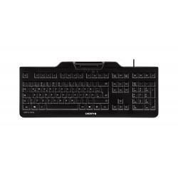 CHERRY - KC 1000 SC USB QWERTY Español Negro