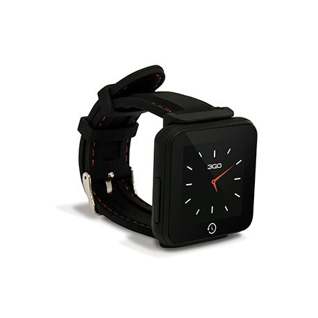 "3GO - Intelligent 365 1.6"" TFT Negro reloj inteligente"