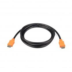 Gembird - CC-HDMI4L-1M cable HDMI HDMI Type A (Standard) Beige, Naranja