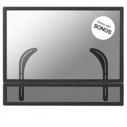 Newstar - NM-USP100BLACK soporte de altavoz TV bracket Negro