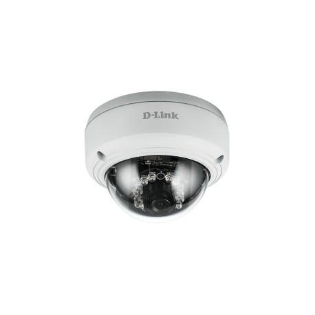 D-Link - DCS-4602EV Cámara de seguridad IP Interior y exterior Almohadilla Blanco cámara de vigilancia