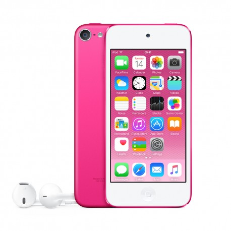 Apple - iPod touch 16GB Reproductor de MP4 16GB Rosa