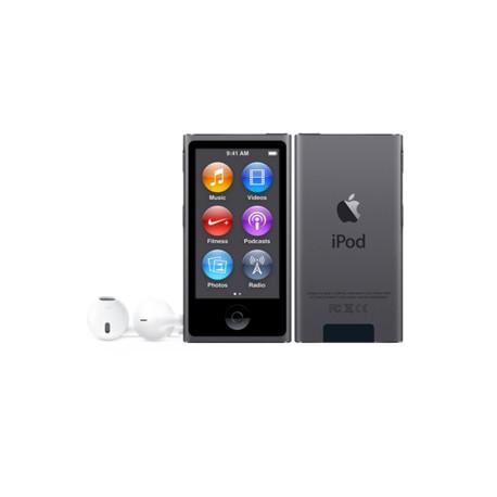 Apple - iPod nano 16GB Reproductor de MP4 16GB Gris
