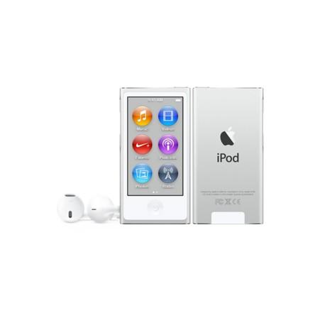 Apple - iPod nano 16GB Reproductor de MP4 16GB Plata