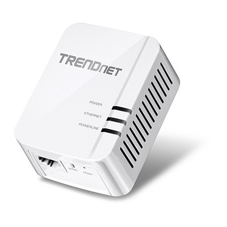 Trendnet - TPL-420E 1200Mbit/s Ethernet Blanco 1pieza(s) adaptador de red powerline