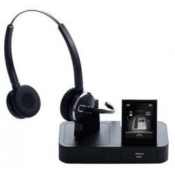 Jabra - PRO 9465 Binaurale Diadema Negro auricular con micrófono