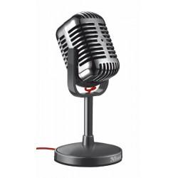 Trust - 20111 micrófono PC microphone Alámbrico Negro