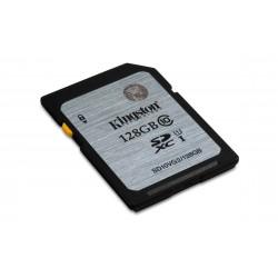 Kingston Technology - Class 10 UHS-I SDXC 128GB 128GB SDXC UHS Clase 10 memoria flash