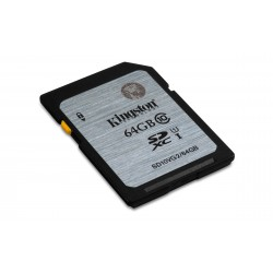 Kingston Technology - Class 10 UHS-I SDXC 64GB 64GB SDXC UHS Clase 10 memoria flash