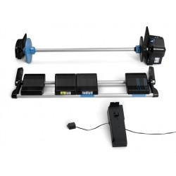 HP - Bobina recogedora de papel de 106 cm para DesignJet Z6200