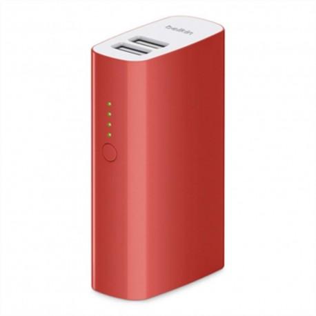 Belkin - MIXIT Power Pack 4000 4000mAh Rojo batería externa