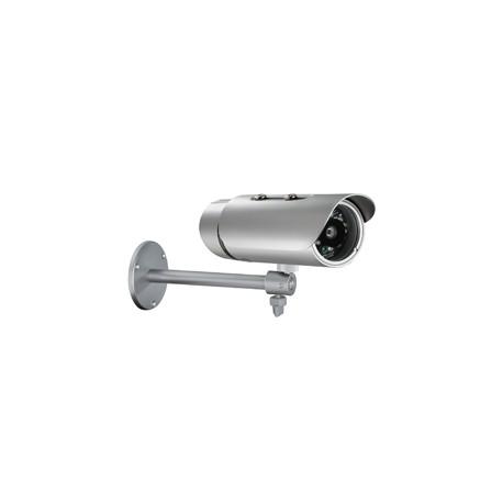 D-Link - DCS-7110 Cámara de seguridad IP Exterior Bala Plata cámara de vigilancia