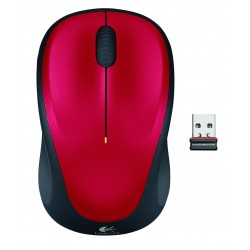 Logitech - M235 ratón RF inalámbrico Óptico