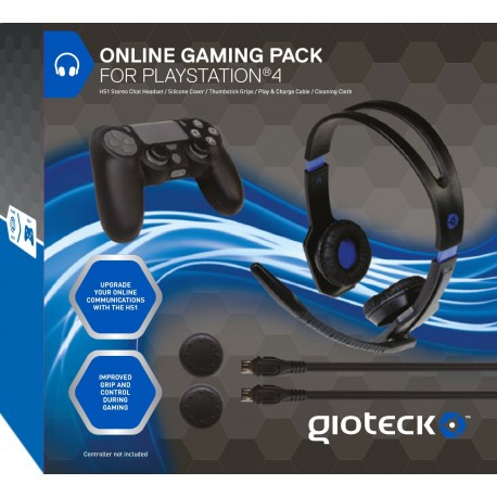 Gioteck - OGPPS4-11-MU game console part/accessory