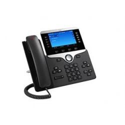 Cisco - 8851 teléfono IP Negro Terminal con conexión por cable