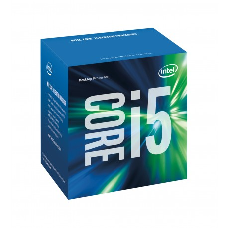 Intel - Core ® ™ i5-6600 Processor (6M Cache, up to 3.90 GHz) 3.3GHz 6MB Smart Cache Caja procesador