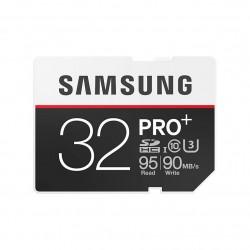 Samsung - MB-SD32D 32GB SDHC UHS Clase 10 memoria flash
