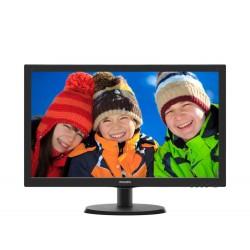 Philips - Monitor LCD con SmartControl Lite 223V5LHSB2/00