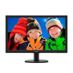 Philips - Monitor LCD con SmartControl Lite 243V5LHSB/00