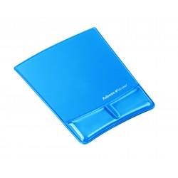 Fellowes - 9182201 Azul alfombrilla para ratón