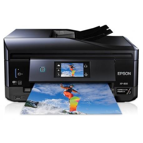 Epson - Expression XP-830 5760 x 1440DPI Inyección de tinta A4 32ppm Wifi