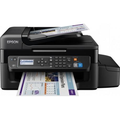 Epson - EcoTank ET-4500 5760 x 1440DPI Inyección de tinta A4 Wifi