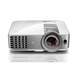 Benq - MW632ST videoproyector 3200 lúmenes ANSI DLP WXGA (1280x800) 3D Proyector para escritorio Blanco