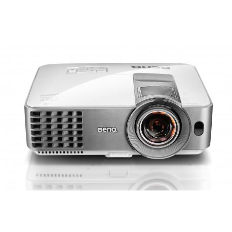 Benq - MW632ST Proyector para escritorio 3200lúmenes ANSI DLP WXGA (1280x800) 3D Blanco videoproyector