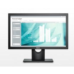 "DELL - E Series E1916H 18.5"" HD LED Mate Negro pantalla para PC"