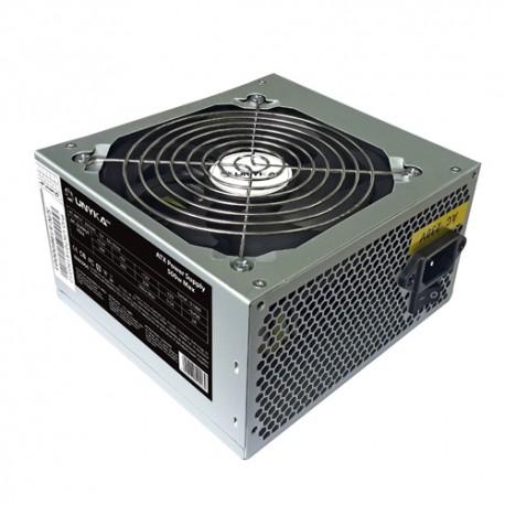UNYKAch - ATX 500 500W ATX Gris unidad de fuente de alimentación