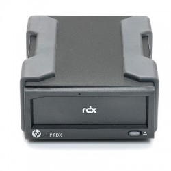 Hewlett Packard Enterprise - RDX USB 3.0 unidad de cinta Interno 2000 GB