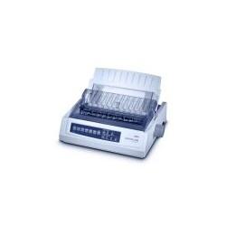 OKI - ML3390eco 390carácteres por segundo 360 x 360DPI impresora de matriz de punto