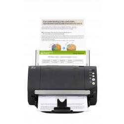 Fujitsu - fi-7140 Escáner con alimentador automático de documentos (ADF) 600 x 600 DPI A4 Negro, Blanco