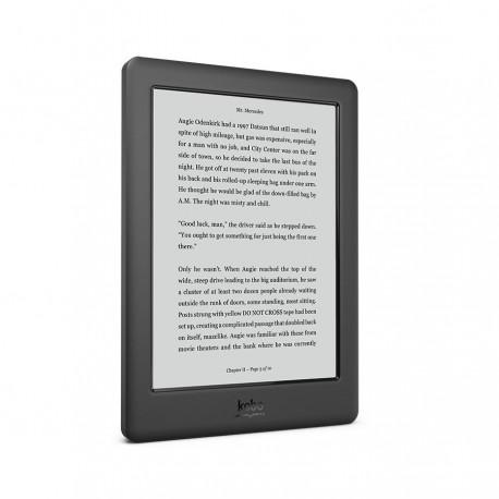 """Kobo - Touch 2.0 6"""" Pantalla táctil 3GB Wifi Negro lectore de e-book"""