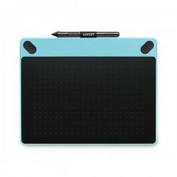 Wacom - Intuos Art 2540líneas por pulgada 216 x 135mm USB Azul, Negro tableta digitalizadora