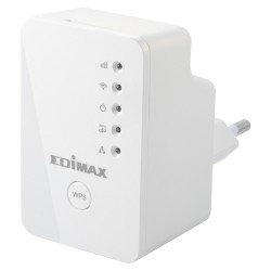 Edimax - EW-7438RPn Mini Network transmitter Blanco